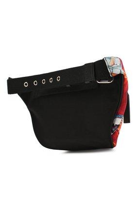 Мужская текстильная поясная сумка valentino garavani VALENTINO разноцветного цвета, арт. TY2B0904/EUG   Фото 3