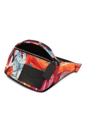 Мужская текстильная поясная сумка valentino garavani VALENTINO разноцветного цвета, арт. TY2B0904/EUG   Фото 4
