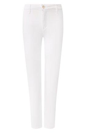 Женские джинсы AG белого цвета, арт. SBW1613/WHT | Фото 1
