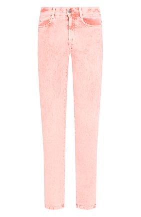 Женские джинсы STELLA MCCARTNEY розового цвета, арт. 372773/SNH80 | Фото 1