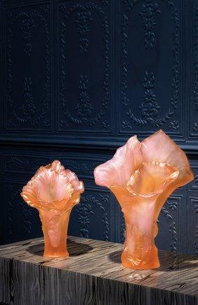 Мужского ваза arum magnum DAUM розового цвета, арт. 05667-1 | Фото 2