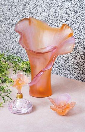 Мужского ваза arum DAUM розового цвета, арт. 05649-1 | Фото 2