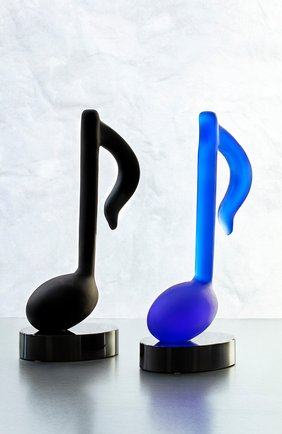 Скульптура timeless DAUM синего цвета, арт. 05697-1 | Фото 2