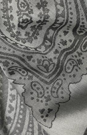 Женская шаль capri из смеси шелка и хлопка BALMUIR черного цвета, арт. 3107000 | Фото 2