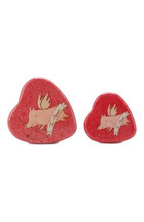 Детского игрушка набор шкатулок MAILEG красного цвета, арт. 20-4025-00 | Фото 2