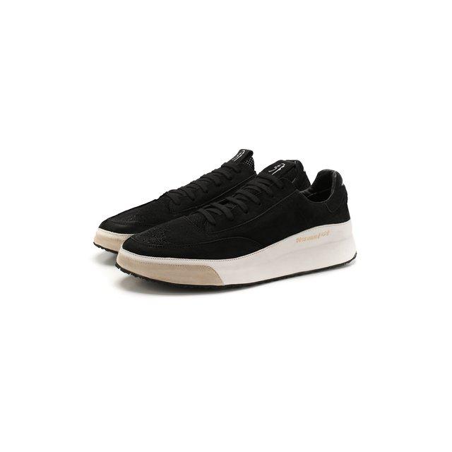 Замшевые кроссовки Primabase — Замшевые кроссовки