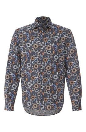 Мужская хлопковая сорочка VAN LAACK разноцветного цвета, арт. RAND0S1-TF/171466 | Фото 1