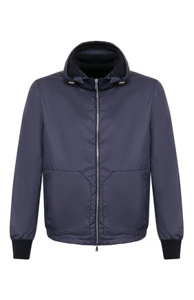 Мужская куртка FIORONI синего цвета, арт. MTX20003E1 | Фото 1