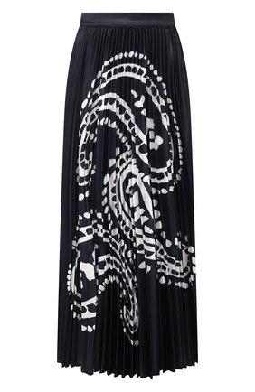 Женская юбка-миди ESCADA темно-синего цвета, арт. 5033029 | Фото 1