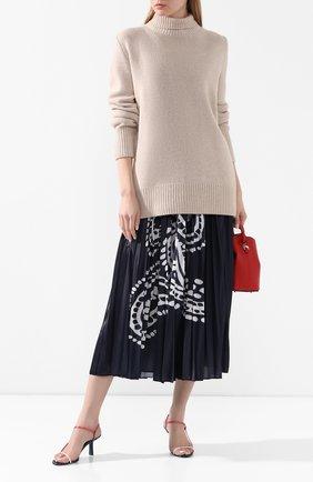 Женская юбка-миди ESCADA темно-синего цвета, арт. 5033029 | Фото 2