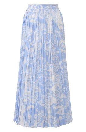 Женская юбка-миди ESCADA голубого цвета, арт. 5033284 | Фото 1