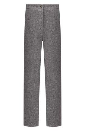 Женские брюки PEFORGIRLS серого цвета, арт. PE.100.2022.01.30005.604 | Фото 1