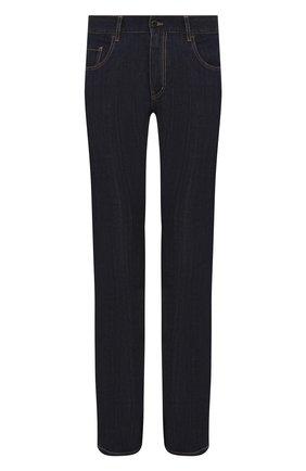 Мужские джинсы PRADA синего цвета, арт. GEP178-1P8R-F0008-192 | Фото 1