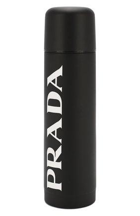 Мужской термос PRADA черно-белого цвета, арт. 2UH001-2CGI-F0967 | Фото 2