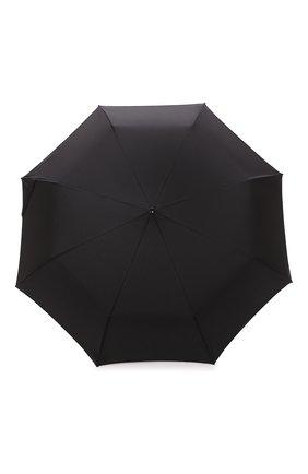 Мужской складной зонт PRADA черного цвета, арт. 2OO113-142-F0002 | Фото 1