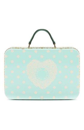 Детский игрушка чемодан с 2-мя платьями микро MAILEG разноцветного цвета, арт. 16-7021-00 | Фото 1