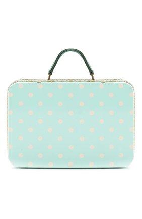 Детский игрушка чемодан с 2-мя платьями микро MAILEG разноцветного цвета, арт. 16-7021-00 | Фото 2