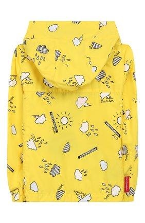 Детская ветровка FREEDOMDAY желтого цвета, арт. EFRJG4310V-101 | Фото 2