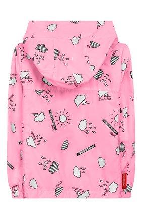 Детская ветровка FREEDOMDAY розового цвета, арт. EFRJG4310V-101 | Фото 2