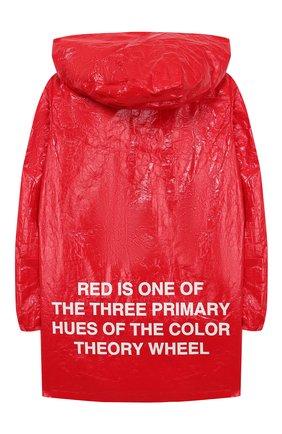 Детский ветровка FREEDOMDAY красного цвета, арт. EFRJG4315V-128 | Фото 2