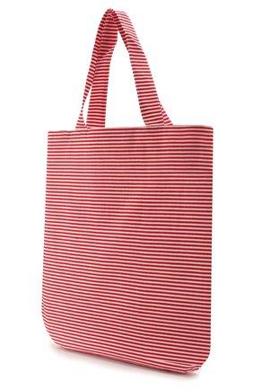 Детская хлопковая сумка PHILOSOPHY DI LORENZO SERAFINI KIDS красного цвета, арт. PJB007/CR206/VH031 | Фото 2