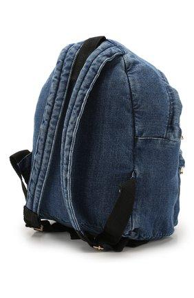 Детская рюкзак PHILOSOPHY DI LORENZO SERAFINI KIDS синего цвета, арт. PJB008/DF003/VHUNI | Фото 2