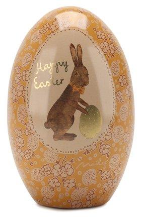 Детского игрушка пасхальное яйцо MAILEG оранжевого цвета, арт. 18-0200-00 | Фото 1