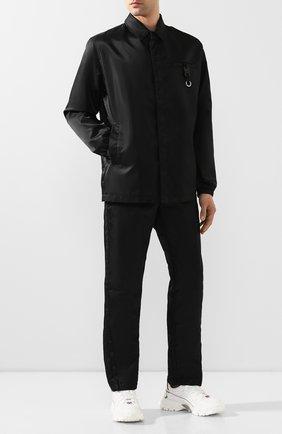 Мужская куртка 1017 ALYX 9SM черного цвета, арт. AAM0U0079FA01 | Фото 2