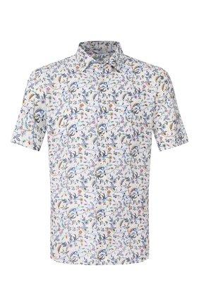 Мужская льняная рубашка VAN LAACK разноцветного цвета, арт. LET0N1-S-TFW/171474 | Фото 1