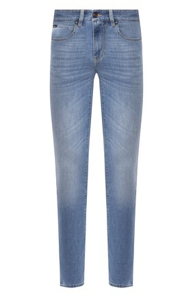 Мужские джинсы Z ZEGNA голубого цвета, арт. VU726/ZZ530 | Фото 1