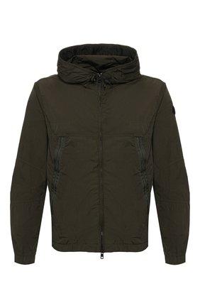 Мужская куртка scie MONCLER хаки цвета, арт. F1-091-1A700-60-53705 | Фото 1