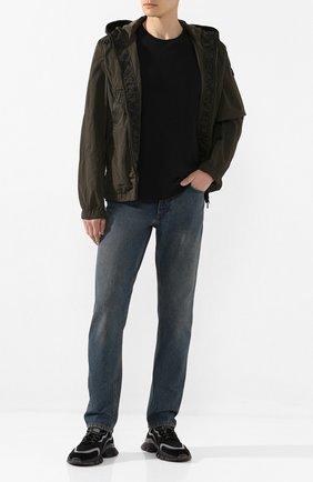 Мужская куртка scie MONCLER хаки цвета, арт. F1-091-1A700-60-53705 | Фото 2