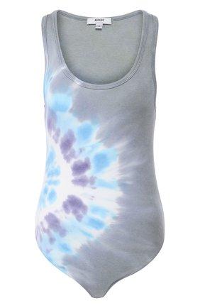 Женское боди AGOLDE разноцветного цвета, арт. A7020D-1095 | Фото 1