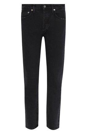 Женские джинсы AGOLDE черного цвета, арт. A045D-1139 | Фото 1