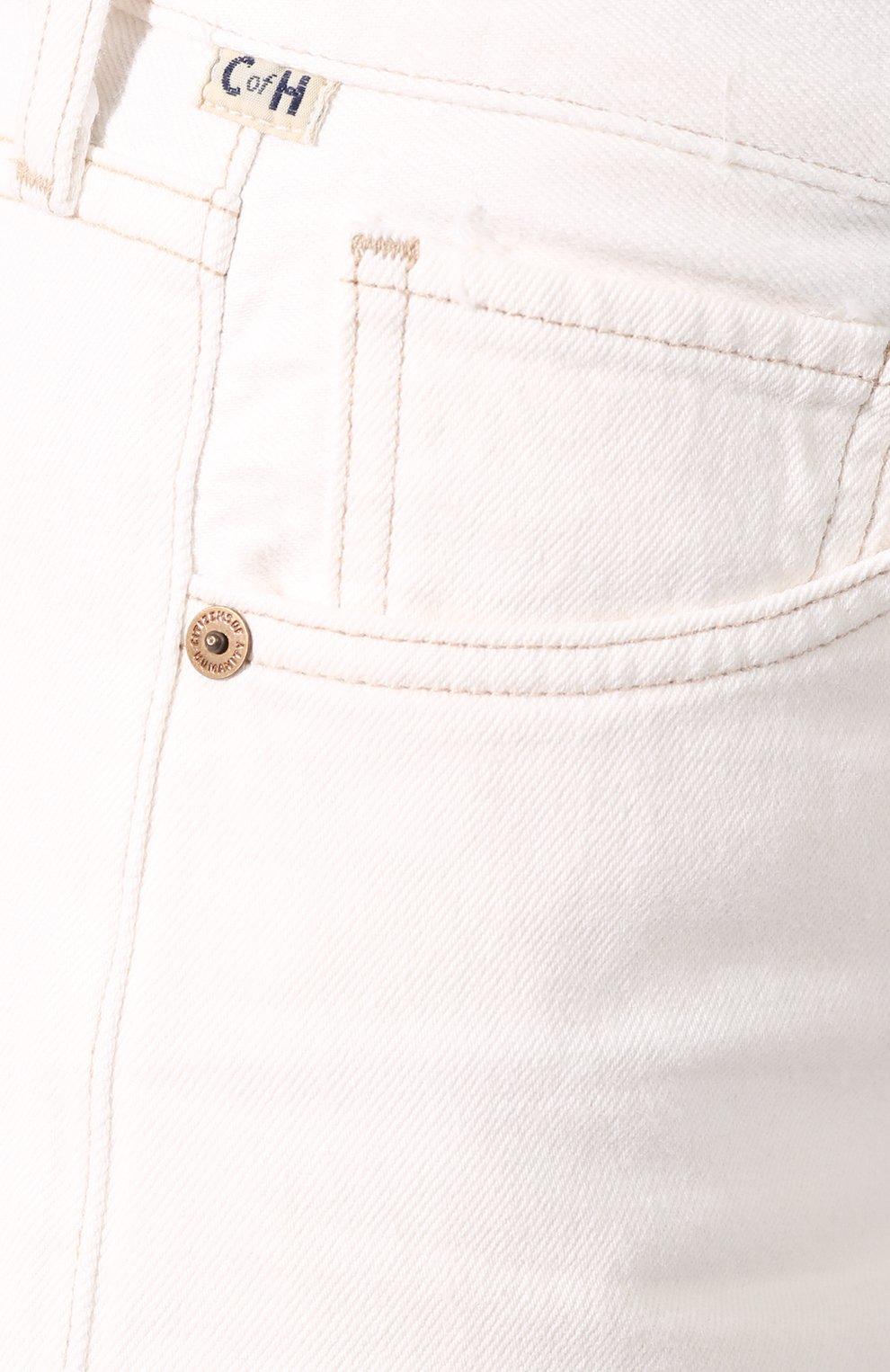 Женские джинсы CITIZENS OF HUMANITY белого цвета, арт. 1850-1185 | Фото 5