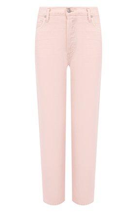 Женские джинсы CITIZENS OF HUMANITY розового цвета, арт. 1801C-1185 | Фото 1
