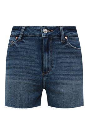 Женские джинсовые шорты PAIGE синего цвета, арт. 2800F72-7645 | Фото 1