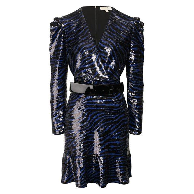 Платье с пайетками MICHAEL Michael Kors