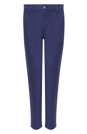 Женские брюки AG синего цвета, арт. SBW1995GX/BING | Фото 1