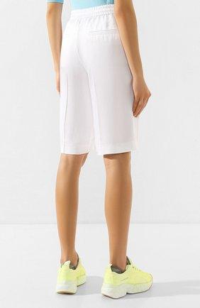 Женские шорты ICEBERG белого цвета, арт. 20E I2P0/D021/5932 | Фото 4