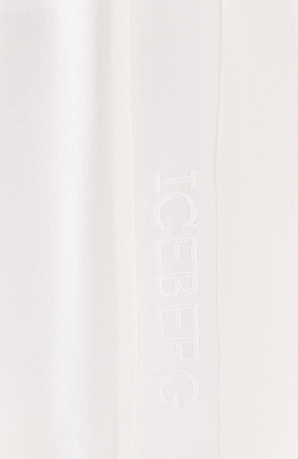 Женские шорты ICEBERG белого цвета, арт. 20E I2P0/D021/5932 | Фото 5