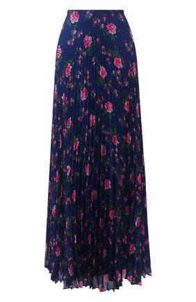 Женская юбка-макси PHILOSOPHY DI LORENZO SERAFINI синего цвета, арт. A0124/2184 | Фото 1