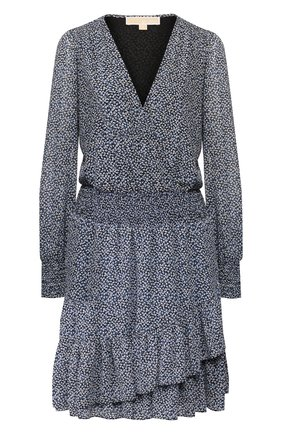 Женское платье MICHAEL MICHAEL KORS голубого цвета, арт. MH98XEYDGZ | Фото 1