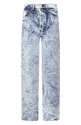 Женские джинсы RAG&BONE голубого цвета, арт. WDD20S2702B1RE   Фото 1