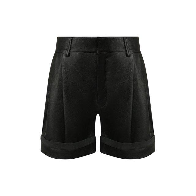 Кожаные шорты Chloé