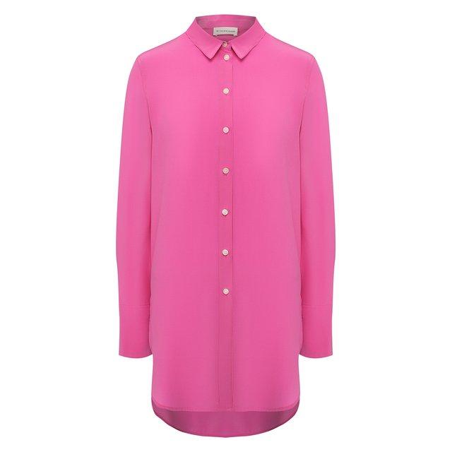 Шелковая рубашка By Malene Birger