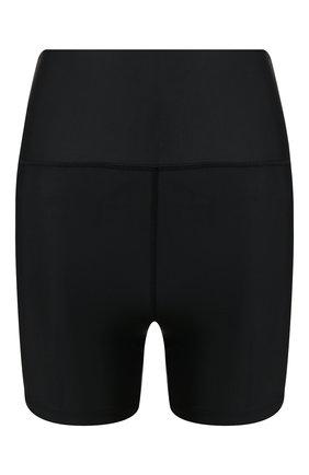 Женские шорты P.E. NATION черного цвета, арт. 19PE4S212-2 | Фото 1