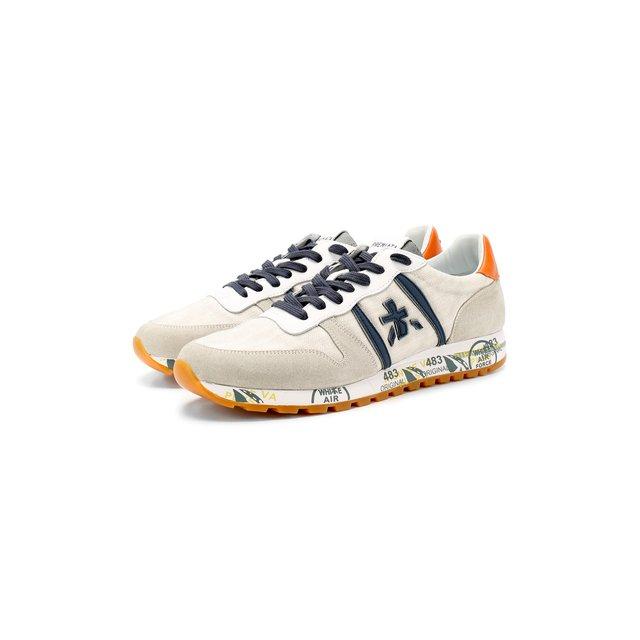 Комбинированные кроссовки Eric Premiata — Комбинированные кроссовки Eric