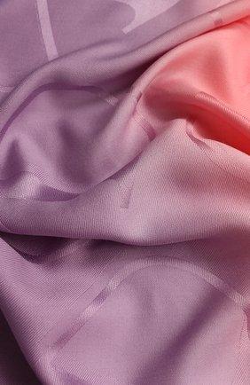 Платок Valentino Garavani из смеси шелка и кашемира | Фото №2