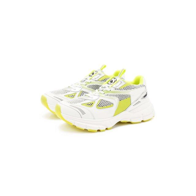 Комбинированные кроссовки Marathon Axel Arigato — Комбинированные кроссовки Marathon